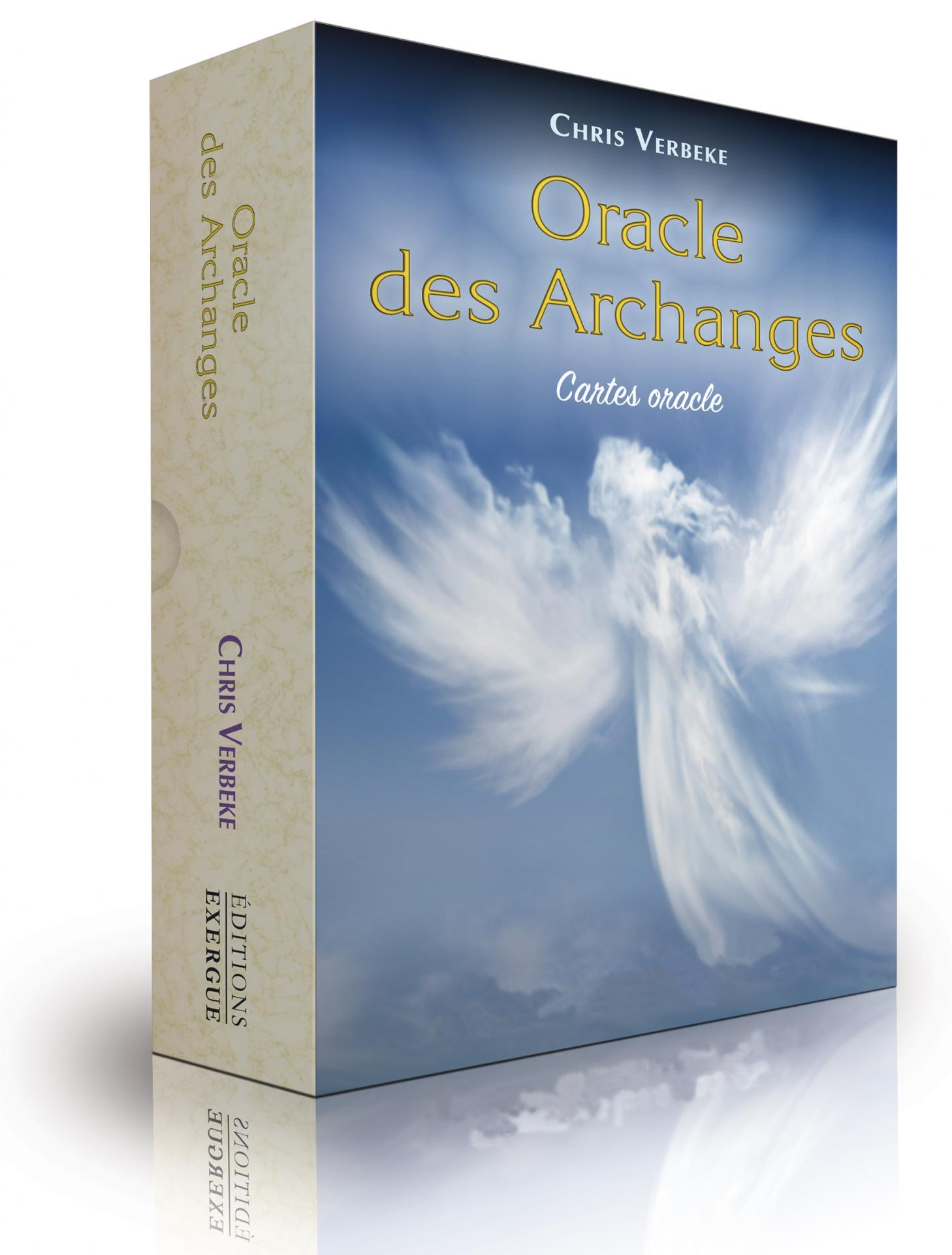 Oracle des archanges box 3d